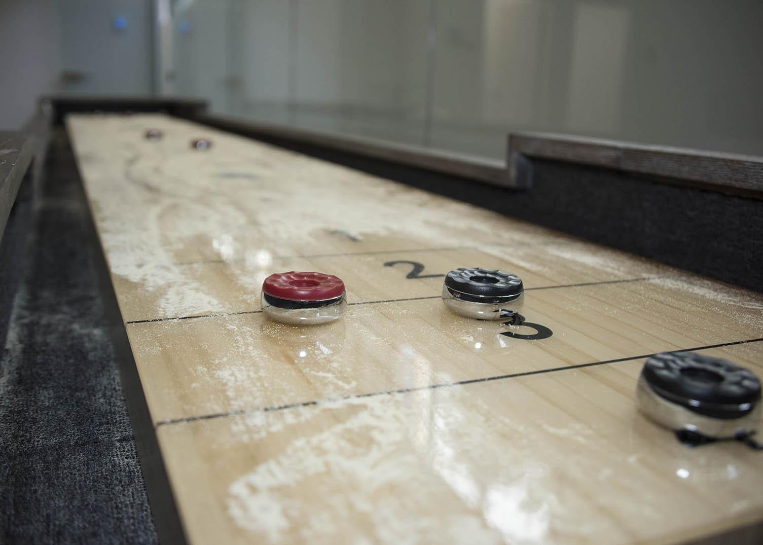 BTX Office Shuffle Board