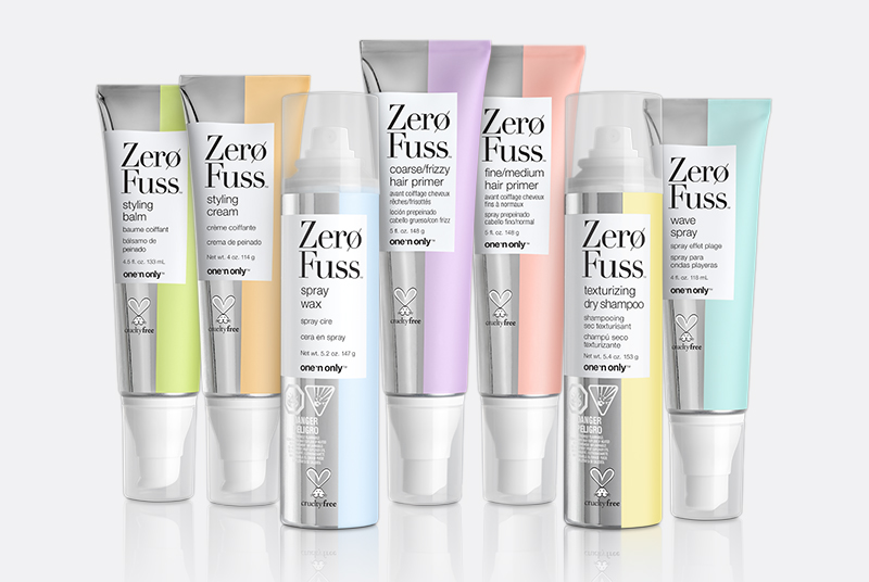 Zero Fuss Hair Products